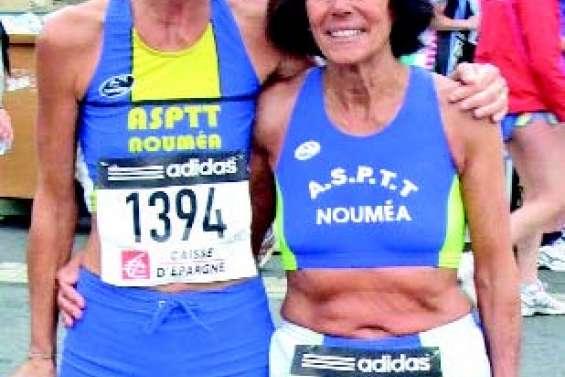 Viviane Frappier laisse derrière elle un record et des souvenirs