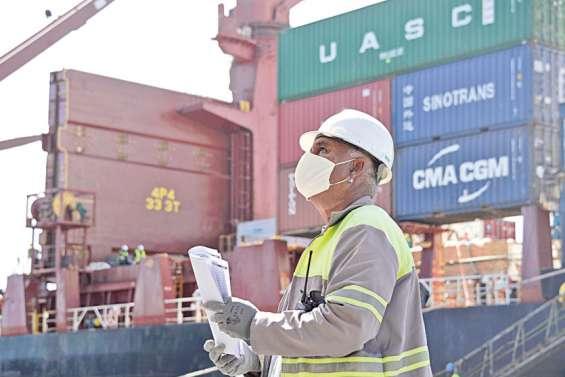 Le fret maritime, objet de toutes les attentions au Port autonome