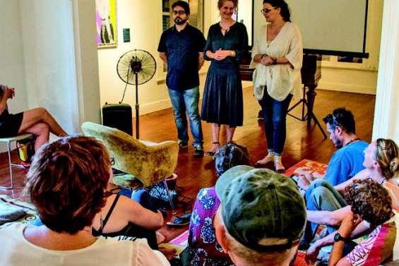 Frida Kahlo à la maison Higginson