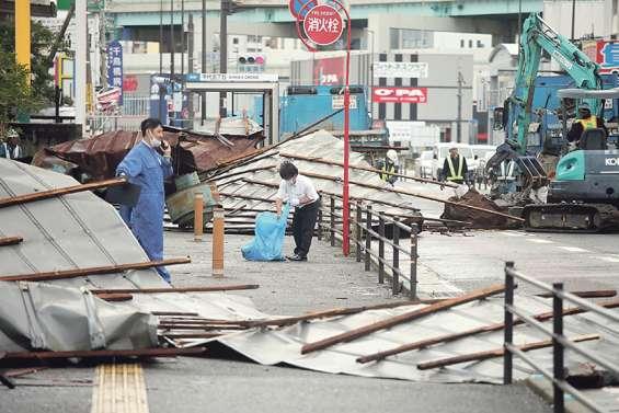 Arès le Japon, Haishen part en Corée du Sud