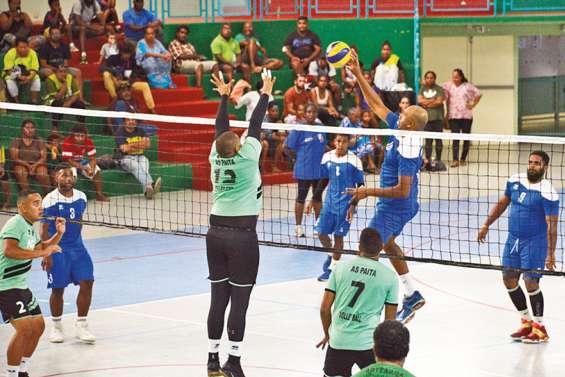 L'Olympique stoppe l'hégémonie de Païta