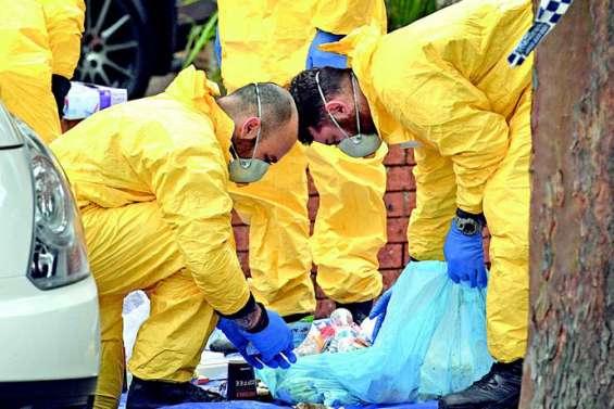 Gaz toxique ou bombe artisanale ?