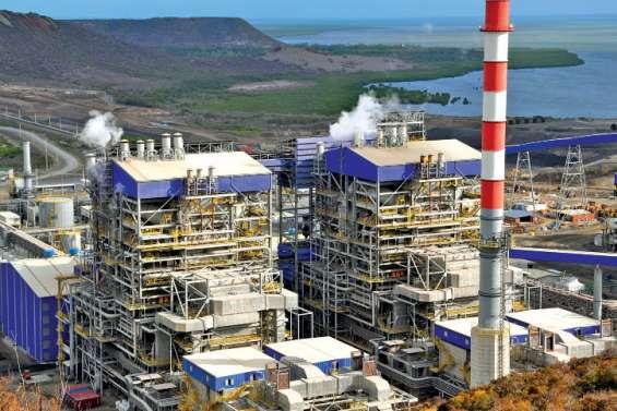 Un GDPL bloque l'entrée du site de Koniambo Nickel