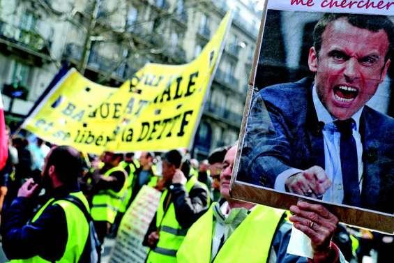 Gilets jaunes, acte XIX : mobilisation en hausse