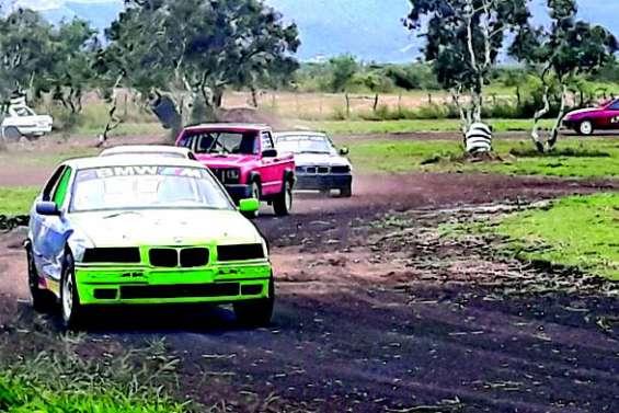 Glisse et poussière à Payama