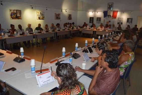 Païta: le marché municipal livré le 30novembre