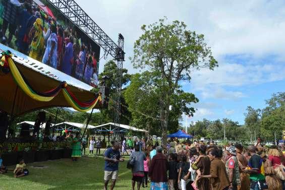 Dumbéa : ce week-end, le Vanuatu célèbre 40 ans d'indépendance au parc Fayard