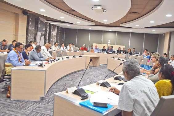 Le conseil municipal devra travailler avec de vraies «contraintes économiques»