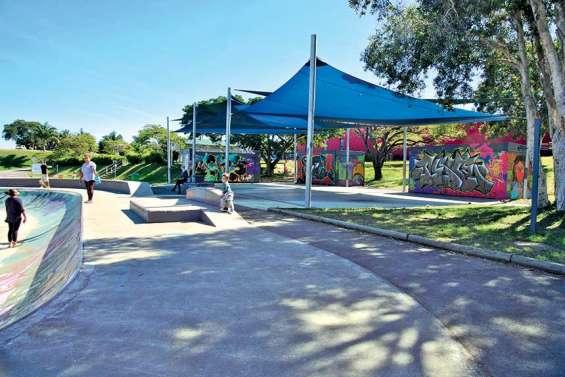 D'importants travaux menés avant l'été pour améliorer le parc du Croissant vert