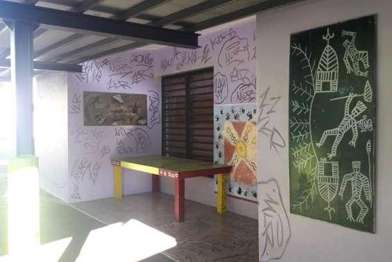 Dumbéa : l'école des Niaoulis vandalisée ce week-end