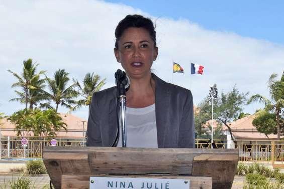 Nina Julié se présentera aux élections municipales en 2020
