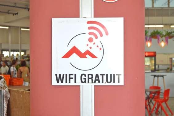 Le Wi-fi gratuit passe la barre des 10 000 utilisateurs au Mont-Dore