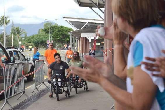 Deuxième Tontouta Run'Way : 368 participants pour 14'12 de fun sur piste