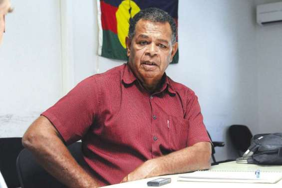 Au comité directeur de l'Union calédonienne, Daniel Goa annonce qu'il refusera les discussions sur « un énième statut »