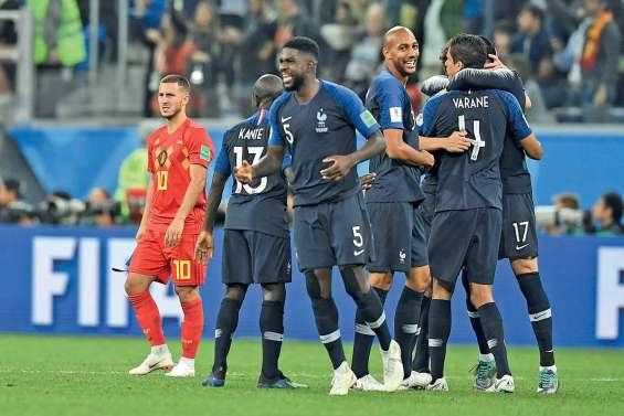Une nouvelle finale, 20 ans après Zidane et Karembeu