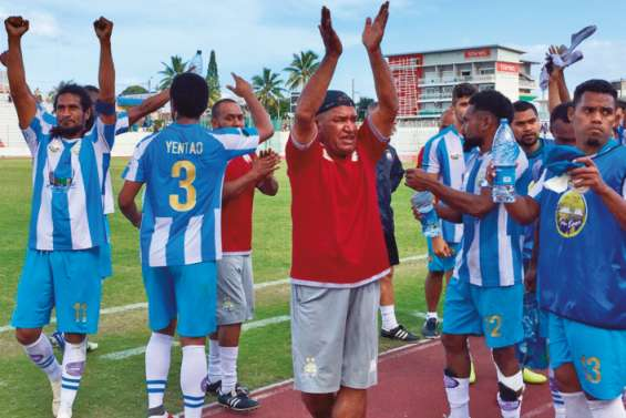 Le grand chelem pour Hienghène Sport