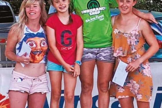 Trail, hippisme, nage en eau libre, rugby : les principaux résultats du week-end