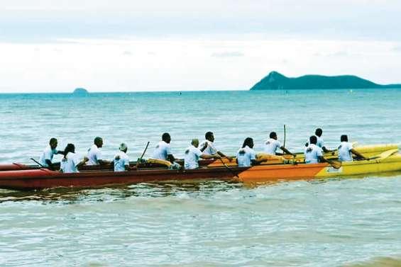 Une course de va'a pour la 25e édition de la Fête de la mer, demain