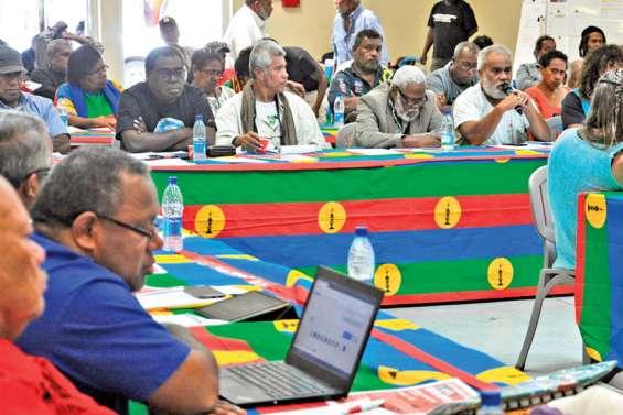 Un nouveau groupe étudie une stratégie pour l'indépendance