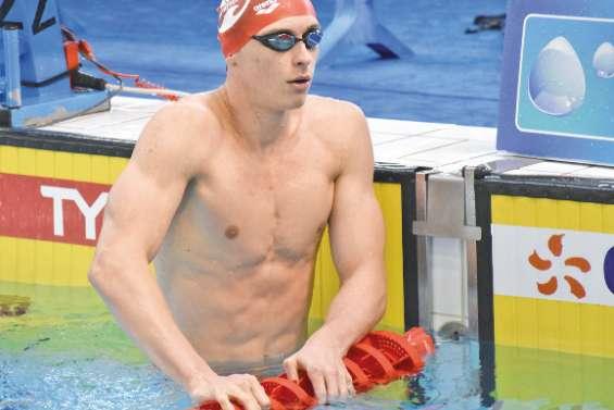 Grousset réussit un bon 100 mètres