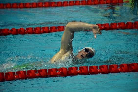 Maxime Grousset est quatrième du 100 m