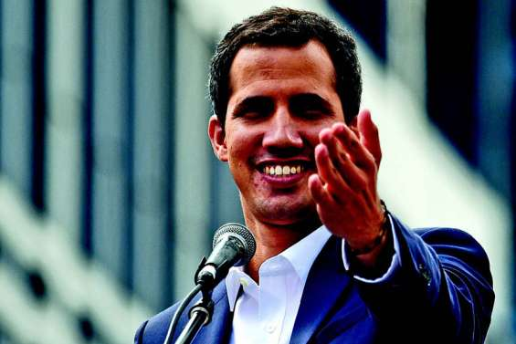 Guaido, le « gamin » qui défie Maduro