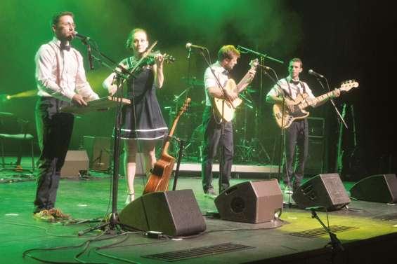 Plus de 260 spectateurs au « Gypsy and world music festival »
