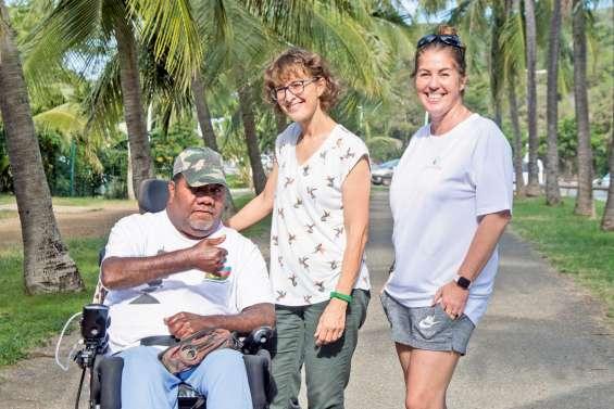 Les personnes en situation de handicap renouent avec le sport grâce à Rosalie
