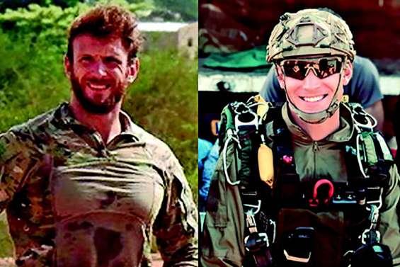 Un hommage national pour les deux commandos tués
