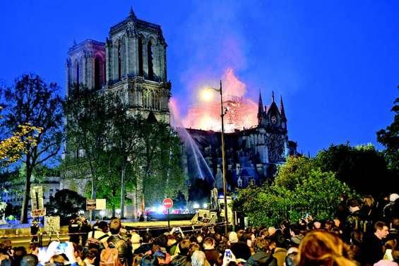 Un miracle pour sauver l'horloge de Notre-Dame