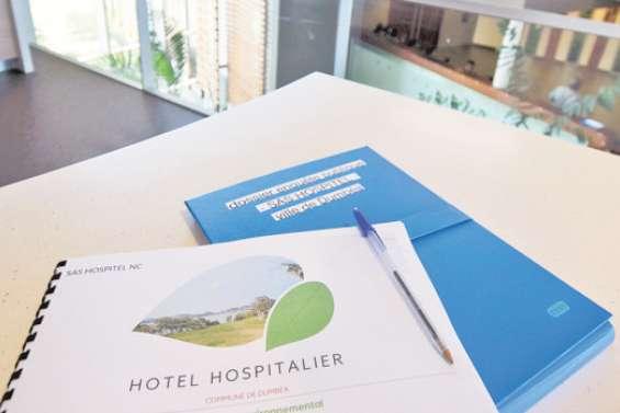 Un hôtel hospitalier verra-t-il le jour derrière le Médipôle ?