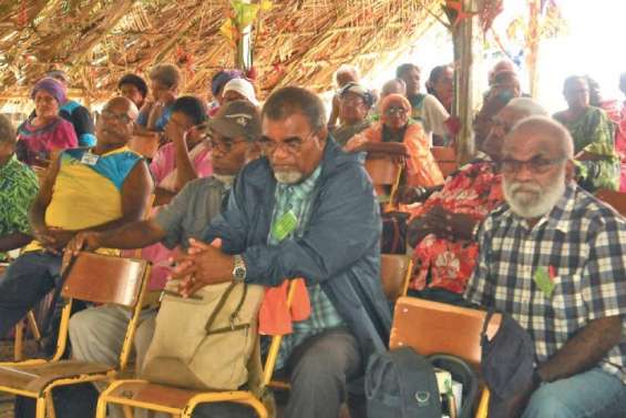 Un grand synode à la tribu de Nessakoéa