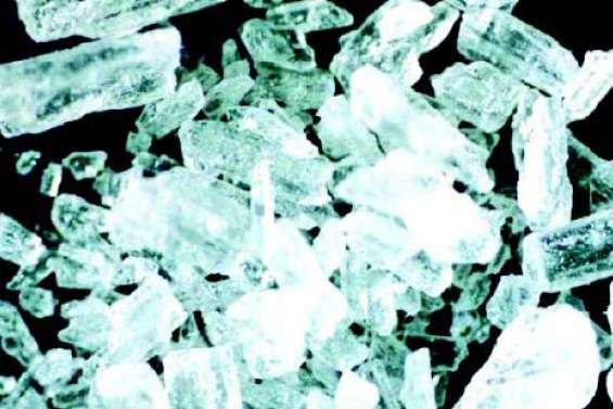 Le trafic d'« ice » se répand