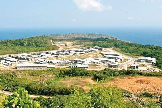 Un camp de rétention de migrants reconverti en centre de quarantaine