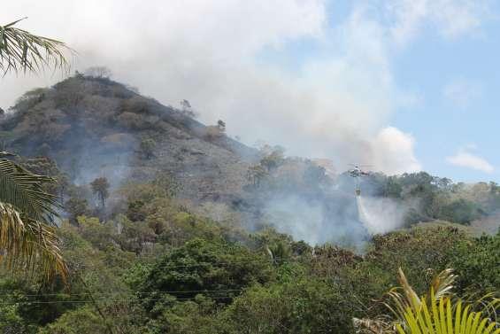 Plusieurs incendies au Nord