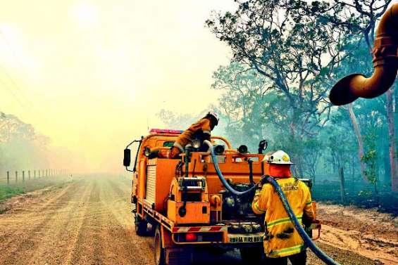 Incendies au Queensland : des milliers d'évacuation