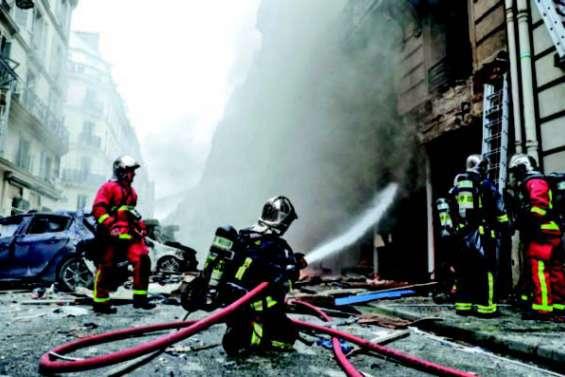 Incendie meurtrier au coeur de Paris