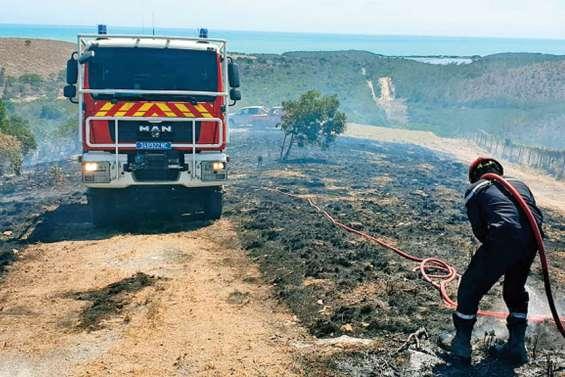 Les incendies ont encore fait rage du Nord au Sud