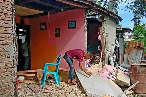 Un puissant séisme secoue les îles Moluques