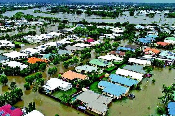 Inondations en Australie :  l'armée appelée en renfort