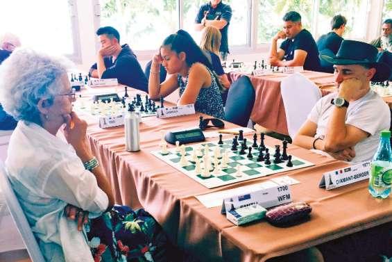 Une édition de haut niveau pour l'open international d'échecs