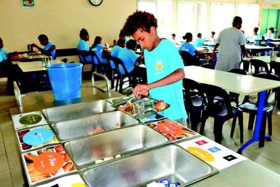 L'internat provincial réduit ses déchets