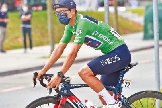 Changement de leader sur la Vuelta