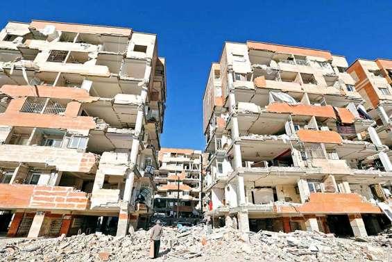 La terre tremble : au moins 5 morts et 120 blessés