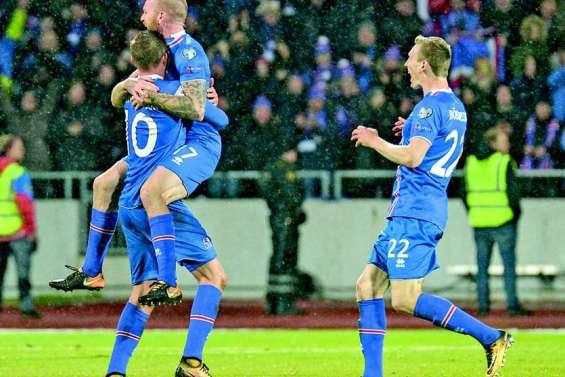 L'Islande file à la Coupe du monde