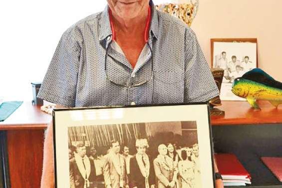 Décès du maire de Paea, Jacquie Graffe, à l'âge de 78 ans