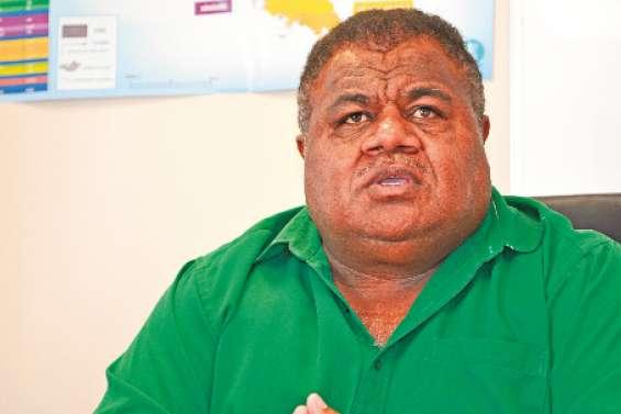 Pierre-Chanel Tutugoro réélu maire hier matin