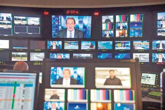 Télévisions et radios s'adaptent face au choc de la Covid-19