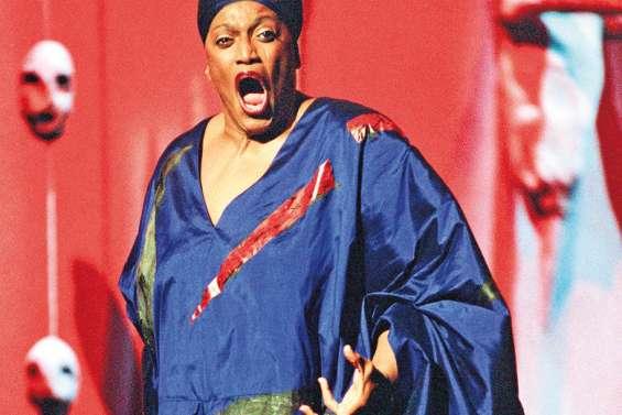 Jessye Norman, la légendaire cantatrice américaine, s'est éteinte