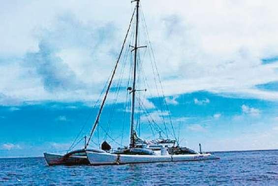 Le JRCC inquiet pour un voilier en transit entre Nouméa et le fenua